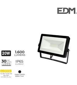 Edm foco proyector led 20w 4000k 1600 lumens 8425998703467 - 70346