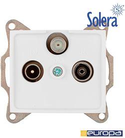Solera toma final de satelite, tv y radio s.europa 8423220094383 - 42933