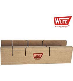 Wuto corta ingletes doble con soporte 250x55mm 8414058467814 - 02443