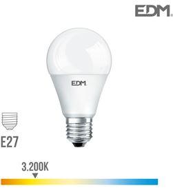Edm bombilla standard led e27 17w 1800 lm 3200k luz calida 8425998983531 - 98353