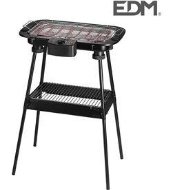 Barbacoa electrica de pie - 2000w - Edm 8425998076431 - 07643