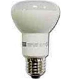 Edm bombilla reflectora led r63 e27 7w 470 lm 3200k luz calida 8425998354775 - ELEK35477