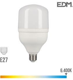 Edm bombilla industrial led e27 40w 3200 lm 6400k luz fria 8425998988352 - 98835
