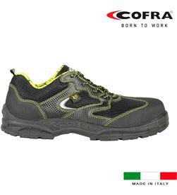 Cofra zapatos de seguridad electric sb e p f0 src talla 40 8023796509399 - 80660