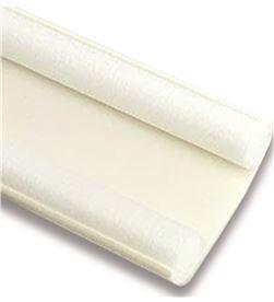 Geko burlete doble cara para puerta 25mmx95cm blanco 8014846259517 - 47319