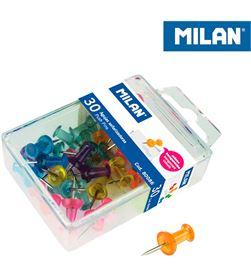 Caja 30 agujas señalizadoras en colores Milan 8411574800866 - 64128