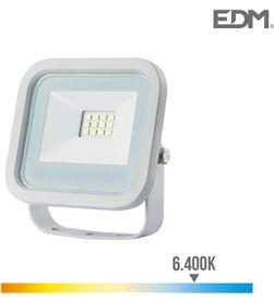 Edm foco proyector led 10w 700 lm 6400k luz fria 8425998703696 - 70369