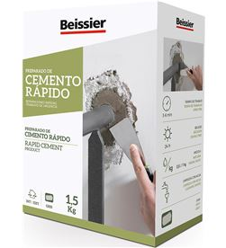 Aguaplast beissier cemento rapido 1,5kg 8412131403520 - 24931