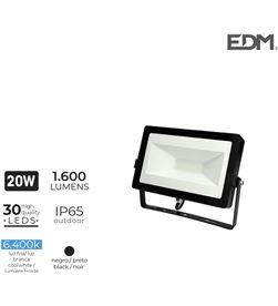 Edm foco proyector led 20w 6400k 1600 lumens 8425998703412 - 70341