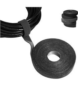 Logilink cinta de cierre negra para cables (4m) 8425998477627 - 47762