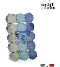 Magic velas perfumadas algodón 30uni. lights 8030650151144 - 83927