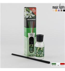 Magic difusor aroma mikado flores blancas 125ml. lights 8030650900223 - 83920