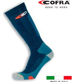 Cofra calcetin top winter azul xl 8023796134874 COFRA - 80460