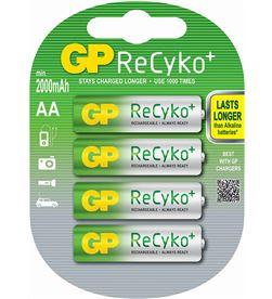 Gp pila recargable recyko+ aa r6 2000mah (blister 4 pilas) 4891199089190 - 38426
