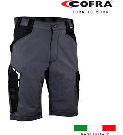 Cofra bermuda bortan gris oscuro negro talla 40 8023796554764 - 80570