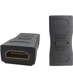 Edm adaptador hdmi tipo a 19p hembra-hembra sin amplificador 8425998512427 - 51242