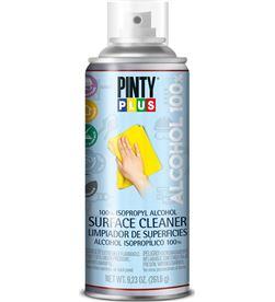 Pintyplus higienizante para objetos y superficies 100% alcohol isopropilico en spray 8429576272000 - 96540