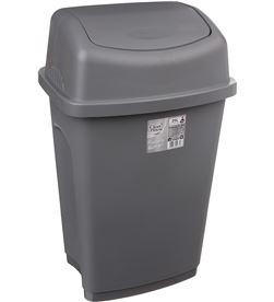 Five cubo de basura 25l color gris 3560239427728 Limpieza reciclaje - 77004