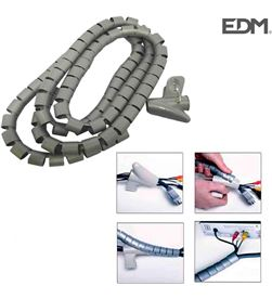 Edm comecables 20mts/25mm 8425998082012 Accesorios - 08201