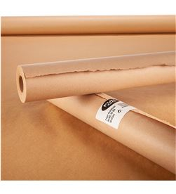 Fun papel basic hidrofugo 50gr/m² marron 0,9x25mts 8435310190035 - 47210