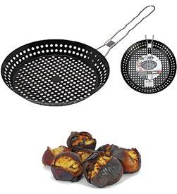 Vaggan sarten metalica especial castañas 24,5cm 8719202976731 - 76605