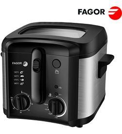 Freidora electrica 1600w con temporizador .Fagor 8436589740112 - 78421