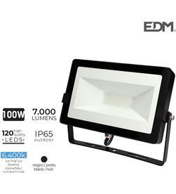 Edm foco proyector led 100w 6400k 7000 lumens 8425998703443 - 70344