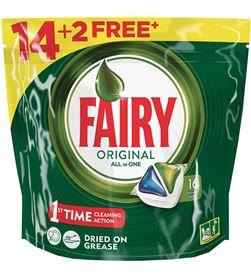 Fairy lavavajillas pack 14+2 original capsulas 4084500097759 - 95008