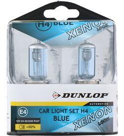 Dunlop set 2 bombillas para coche 12v h4 xenon 8711252178561 - 97892