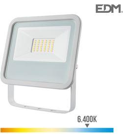 Edm foco proyector led 30w 2100 lm 6400k luz fria 8425998703740 - 70374