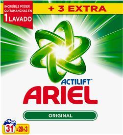 Ariel polvo regular 28+3 4015600886578 DROGUERÍA - 95087