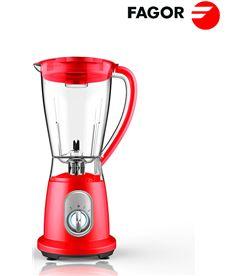 Batidora de vaso 600w color rojo. capacidad 1,5 l .Fagor 8436589740167 - 78415