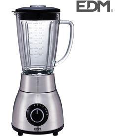 Edm batidora 1200w con vaso de cristal 1,8 litros 8425998075793 - 07579