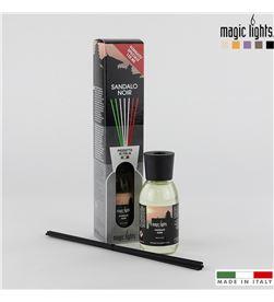 Magic difusor aroma mikado sándalo negro 125ml. lights 8030650900193 - 83918