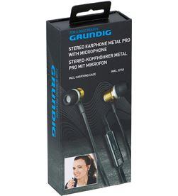 Grundig auriculares estereo con microfono incluido 8711252863535 - 59103
