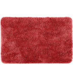 5 alfombra de baño polyester color terra cota 90x60cm 360238372630 - 68045