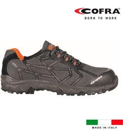 Cofra zapato de seguridad cyclette black s1 p src talla 39 8023796528451 - 80437