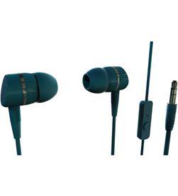 Vivanco 38011 auriculares intrauditivos / jack 3.5/ verdes - 38011