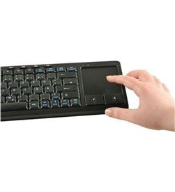 Vivanco 33928 teclado para smart tv touchpad LCD - VIV-TEC 33928