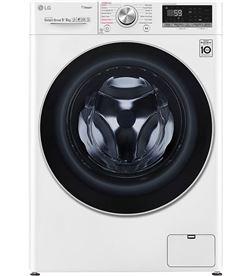 Lavadora secadora Lg F4DV5009S1W clase a 9+6 kg 1400 rpm - LGF4DV5009S1W