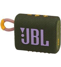 Jbl GO3GRNPNK altavoz con bluetooth go 3/ 4.2w/ 1.0/ verde rosa - JBLGO3GRNPNK