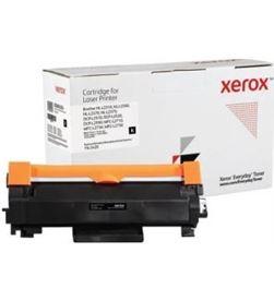 Todoelectro.es 006R04204 tóner xerox compatible con brother tn-2420/ 3000 páginas/ negro - XER-TONER 006R04204