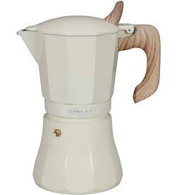 Oroley 215090404 cafetera petra crema 9 tazas, inducción - 215090404