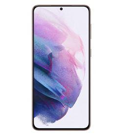 Teléfono libre Samsung galaxy s21+ 5g 17,02 cm (6,7'') 128/8gb violeta SM_G996BZVDEUB - SM_G996BZVDEUB