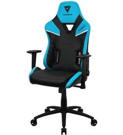 Silla gaming Thunderx3 TC5BB/ negra y azul Gaming - TAC-SILLA TC5BB