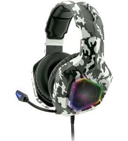 Auriculares con micrófono spirit of gamer elite-h50 artic edition - dRivers MIC-EH50WT - SOG-AUR ELITE-H50WT