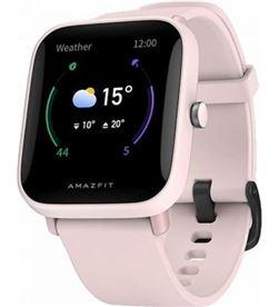 Amazfit Z BIP U P PI smartwatch huami bip u pro/ notificaciones/ frecuencia cardíaca/ gp - AMAZ BIP U P PINK