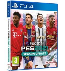 Juego para consola Sony ps4 efootball pes 2021 season update PES21 - PES21