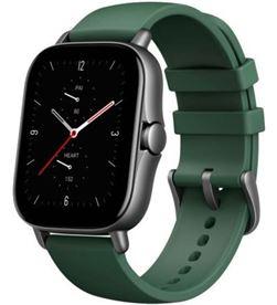 Smartwatch huami Amazfit gts 2e/ notificaciones/ frecuencia cardíaca/ gps/ GTS 2E MGREEN - GTS 2E MGREEN