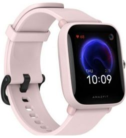Smartwatch huami Amazfit bip u/ rosa AMAZ BIP U PK - AMAZ BIP U PK